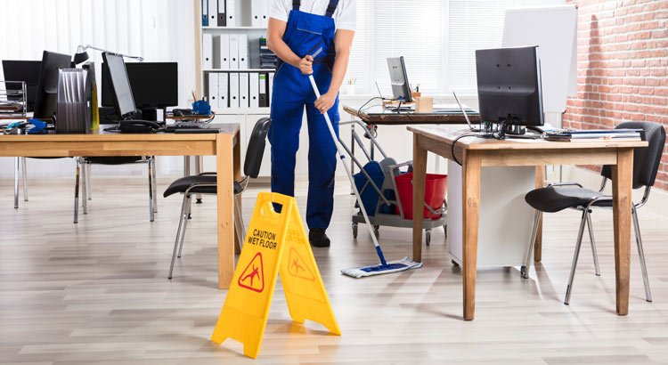 Consejos para desinfectar las oficinas compartidas