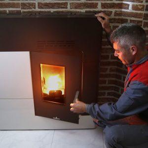 Consejos de seguridad para estufas de leña y estufas de pellets
