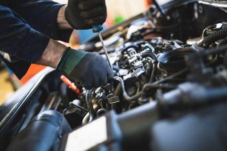 Inicie el negocio de piezas de automóviles en línea