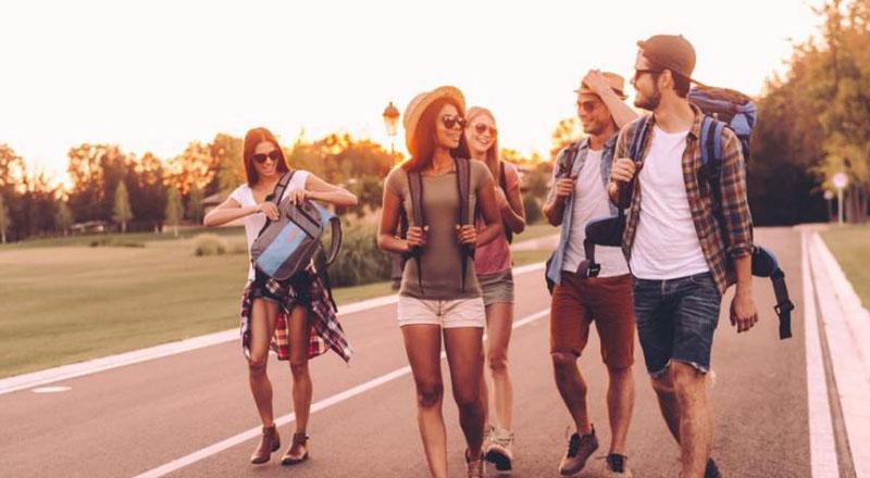 Consejos para planificar un viaje con amigos